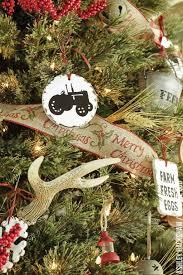 rustic farmhouse christmas tree dream tree challenge 2016