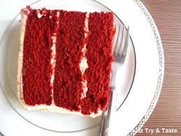 cara membuat brownies kukus buah naga just try taste red velvet cake versi kukus indonesian red velvet