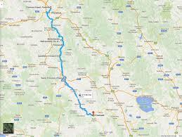 Map Of Italy Tuscany by Tuscany Sampai Sudah