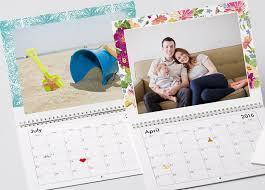 calendars for sale custom calendars personalized wall calendars vistaprint
