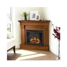 Corner Electric Fireplace Real Flame Chateau Corner Electric Fireplace Finish White