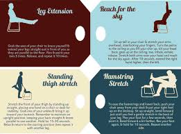 Desk Exercises At Work Standing At Your Desk Exercises Best Home Furniture Decoration