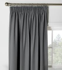 Online Store For Home Decor Gray Brown Curtains Decor Grey Chevron Matched With Wall And