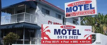 Classic Motel Classic Motel Mermaid Beach Gold Coast Australia