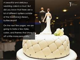 cool wedding cakes creative wedding cakes