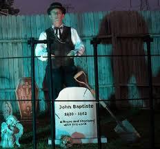 Grave Digger Halloween Costume
