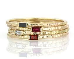 grandmother s ring custom garden ring sterling silver gemstone