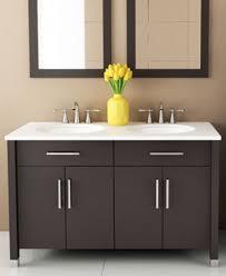 54 Bathroom Vanity 49 54 Inch Bathroom Vanities Bathgems Within 52 Vanity Plan 5