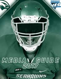 2017 wagner college football media guide by wagner college