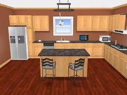 designing kitchen online best free kitchen design software 10 free kitchen design software