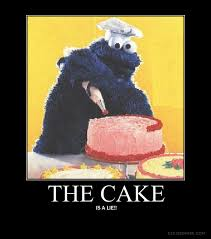 The Cake Is A Lie Meme - image 120048 the cake is a lie know your meme