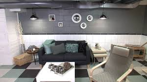 Industrial Office Interior Design Ideas Stepping Up The Basement Diy