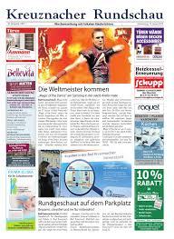 Dr Mohr Bad Kreuznach Kw 14 17 By Kreuznacher Rundschau Issuu