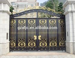 House Gate Design Buy Iron Gate Designs Front Gate Designs Steel Gate Drawing Product on Alibaba