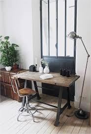 bureau type industriel bureau type industriel luxe fasciné table style industriel