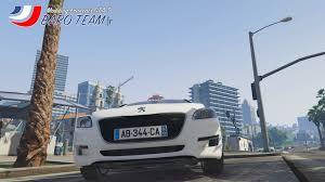 peugeot 506 car taxi français peugeot 508 gta5 mods com