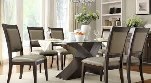 rectangular glass top dining room tables rectangular glass top dining table and chairs dining table set