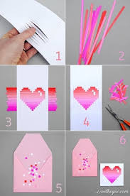 heart decorations home awesome paper diy decorations decorating ideas fancy to paper diy
