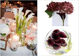 Affordable Flowers - lily wedding flowers affordable wedding reception centerpieces