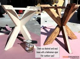 table base for round table enjoyable glass table base diy making a round table base diy wood