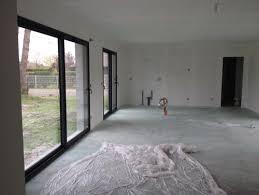 sejour et cuisine ouverte peinture d un mur salon cuisine ouverte