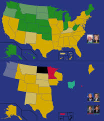 Primary Map 2016 Primary Predictions Ongoing By Ynot1989 On Deviantart