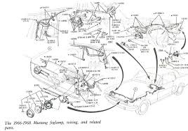 68 shelby gt 500 wiring mustang forums at stangnet