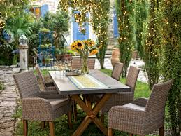 Outdoor Twinkle Lights by How To Create An Outdoor Room Southern Living