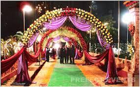 shaadi decorations what a welcome floral arch entrance indian wedding ceremony