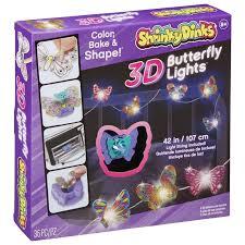 shrinky dinks 3d butterfly lights alexbrands com