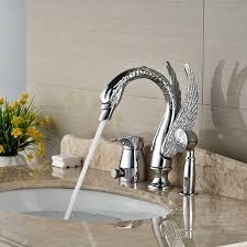 Swan Bathroom Faucet Aliexpress Com Buy Wholesale And Retail Promotion Luxury Animal