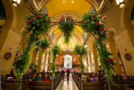flowers omaha flowers fill st cecilia cathedral for annual festival news