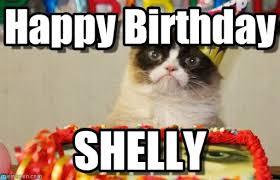 Grumpy Cat Meme Happy Birthday - happy birthday grumpy cat birthday meme on memegen