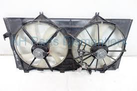 lexus es 350 radiator buy 150 2007 lexus es 350 v6 cooling fan assy 1671131250