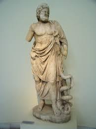 greek gods statues greek mythology gods sculpture statue of asclepius the greek god