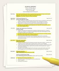 How To Make Resume Stand Out Online by How To Write A One Page Resume