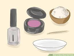 5 ways to make matte nail polish wikihow