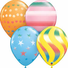 qualatex balloons 16 inch assorted sandard color qualatex balloons with assorted