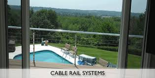 cable rail systems for do it yourselvers the deck store online