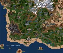 Wold Map Roleplaying World Map I Made Using Homm3 Map Editor And Photoshop
