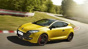 renault malaysia renault megane rs trophy u0027s ring time beats bmw 1 series m coupe u0027s
