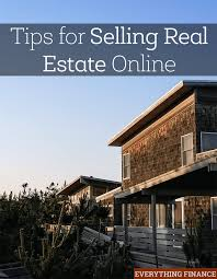 tips for selling real estate online png