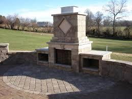 custom stoneworks u0026 design inc foyer outdoor fireplace