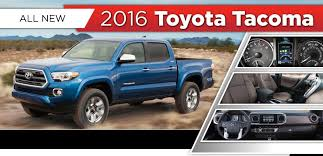 toyota tacoma best year model 2016 toyota tacoma in castle toyota truck dealer near