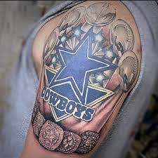 nfl football tattoo designs pictures to pin on pinterest tattooskid