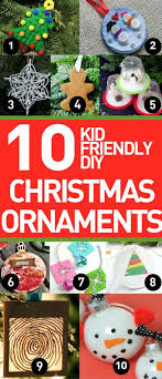 diy ornaments to make with the easy and
