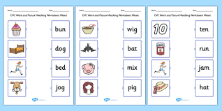 cvc words teaching resources consonant vowel page 1