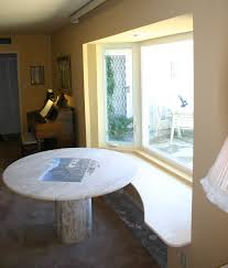 enjoy palm desert bay window addition custom beanch seating bay window addition add on natural light interior window