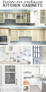 resurface kitchen cabinets update kitchen cabinets for cheap shaker style cabinet doors
