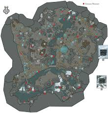 Map Of Nirn Blackreach Map Tablesportsdirect
